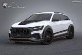 Lumma CLR 8S – L'Audi Q8 bodybuildée