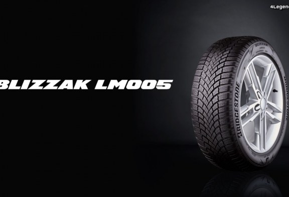 Nouveau pneu hiver Bridgestone Blizzak LM005 – Un pneu très prometteur