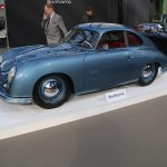 Porsche 356 Coupé Split-Window de 1950 – Châssis 5310