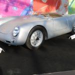 Porsche 550 RS Spyder Wendler de 1956 – Châssis 550-0082