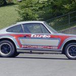 Porsche 911 Turbo RS de 1975 – Un modèle spécifique conçu pour Herbert von Karajan