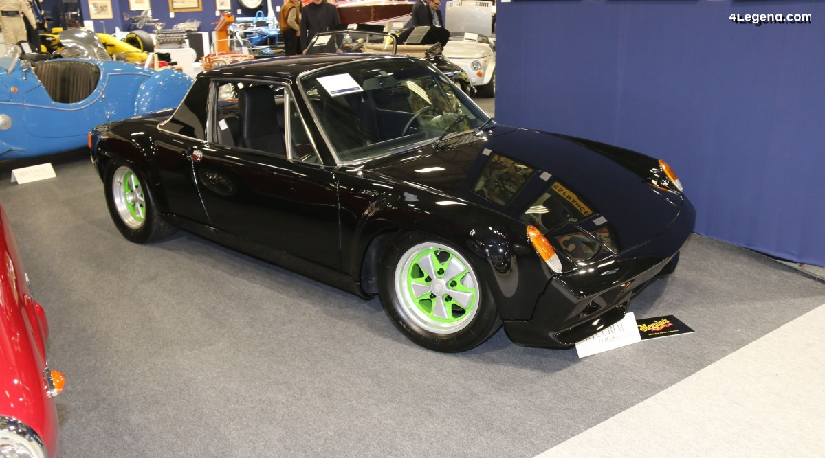 Porsche 916 prototype