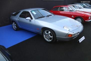 Porsche 928 GTS de 1992 – Châssis WP0ZZZ92ZPS800200