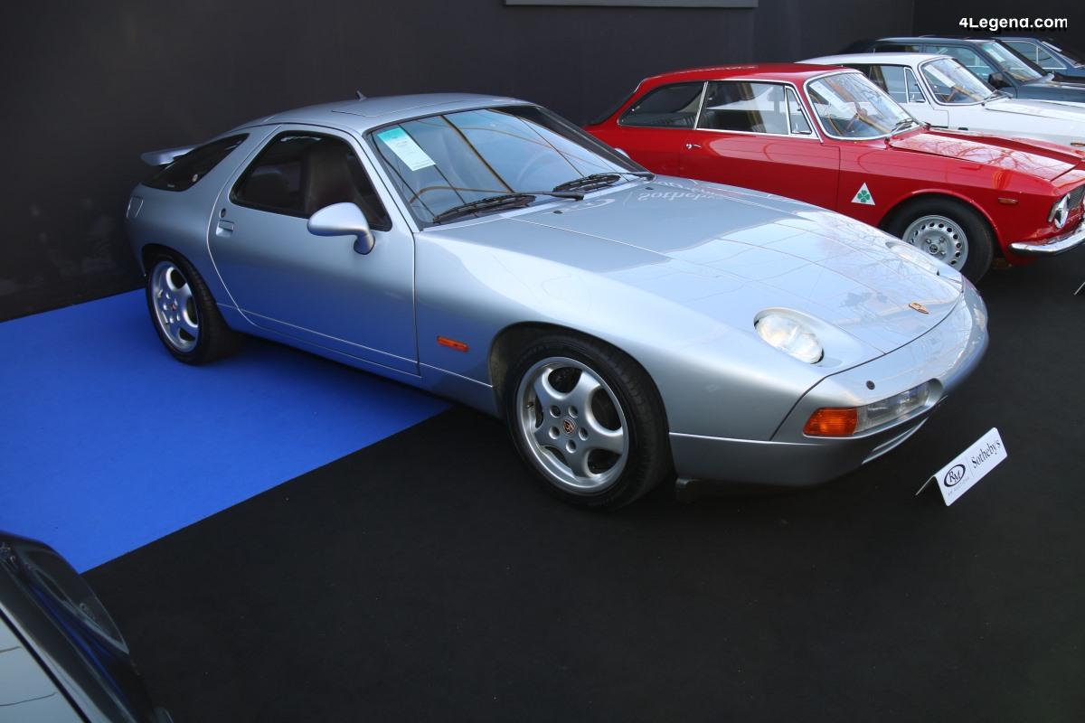 Porsche 928 GTS de 1992 - Châssis WP0ZZZ92ZPS800200