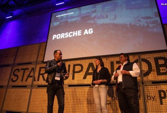 Porsche récompensée pour ses performances d'innovation