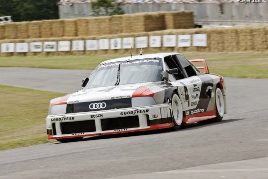 Programme d'évènements 2019 d'Audi Tradition