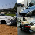 Des répliques de supercars (Lamborghini Veneno, Bugatti Chiron) Made in China