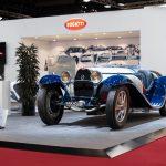 Rétromobile 2019 – Bugatti célèbre ses 110 ans via une EB110 GT et un Type 55