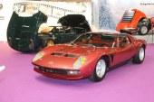 Rétromobile 2019 – Exposition de tous les modèles de Lamborghini Miura