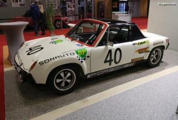 Rétromobile 2019 – La Porsche 914 à l'honneur sur le stand de la fédération des clubs Porsche