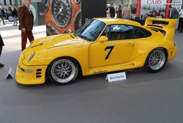 RUF CTR2 Sport Prototype Pikes Peak 1997 – Ex Steve Beddor