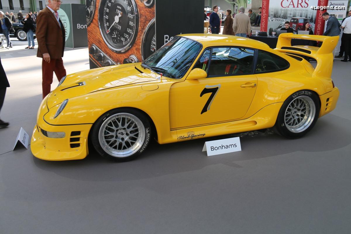 RUF CTR2 Sport Prototype Pikes Peak 1997 - Ex Steve Beddor