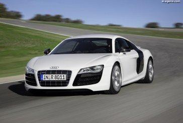 Audi célèbre les 10 ans de succès du moteur V10 sur le R8