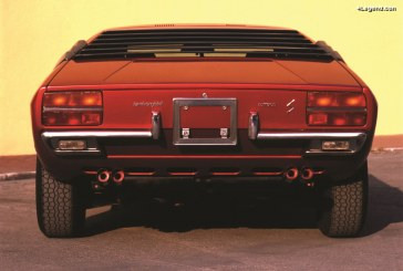 Anecdote – Signification réelle du S chez Lamborghini : Aventador S, Miura S, Countach S, …
