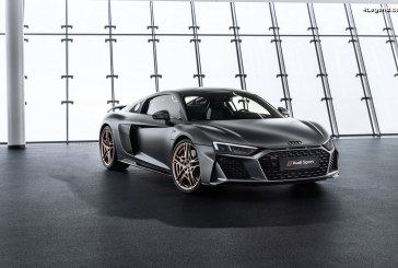 Audi R8 V10 Decennium – Une série limitée de 222 exemplaires pour les 10 ans du moteur V10