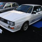 Audi Ur-quattro de 1984 avec 42 000 km vendue par RM Sotheby's à Paris