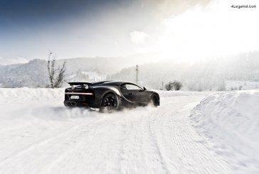 Rencontre au sommet entre la légende autrichienne du ski alpin et l'hypersportive française