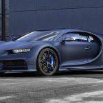 Bugatti Chiron Sport « 110 ans Bugatti » – 20 exemplaires en hommage à la France