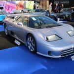 Une nouvelle hypercar Bugatti inspirée de l'EB110 SS