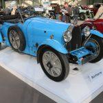Bugatti Type 43 Grand Sport Tourer de 1928 – Châssis 43258