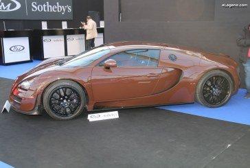 Bugatti Veyron 16.4 Super Sport n°38 de 2012