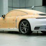 Documentaire sur le développement de la Porsche 911 type 992
