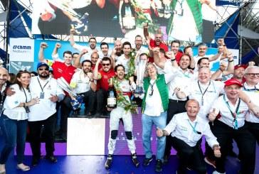 Formule E – Victoire d'Audi à Mexico avec Lucas di Grassi