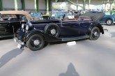 Horch 830 BL Cabriolet de 1938 – Châssis 8492020