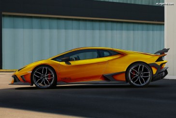Lamborghini Huracán par Misha Designs