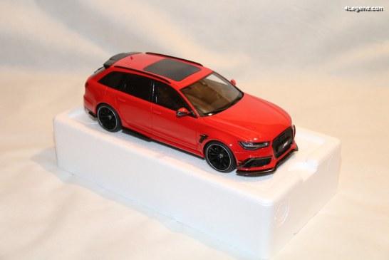 Miniature ABT RS6+ de GT Spirit au 1:18