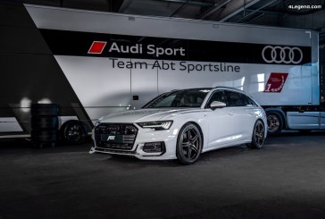 ABT dévoile un pack aérodynamique pour l'Audi A6 3.0 TDI