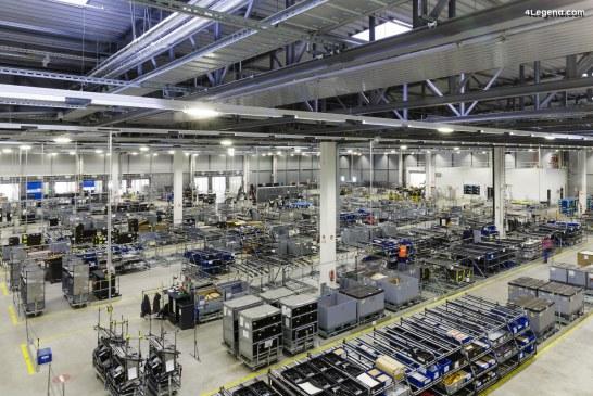 Porsche Cars Canada se dote de son premier centre de distribution de pièces