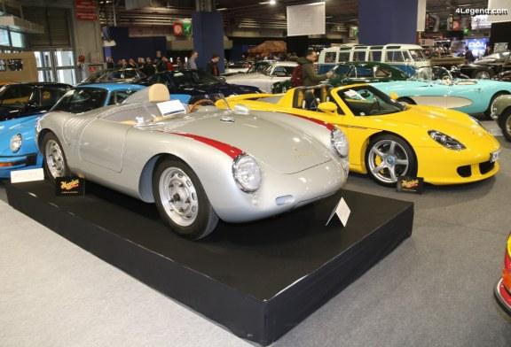 Porsche 550 A Spyder de 1957 – Châssis 550A-0126