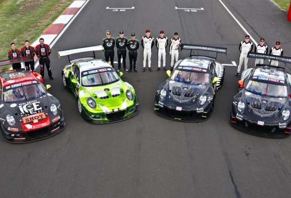 La course d'adieu de la Porsche 911 GT3 R aux 12 Heures de Bathurst 2019