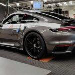 Voici la nouvelle Porsche 911 Turbo type 992