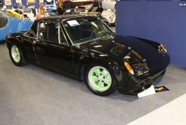 Porsche 916 prototype «Brutus» de 1971 – Un modèle unique de plus de 300 ch