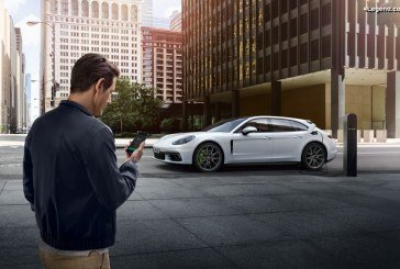 Porsche Charging Service avec plus de 49 000 points de charge en Europe
