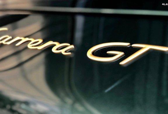 Restauration d'une Porsche Carrera GT par Porsche Classic