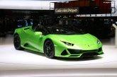 Absence de Lamborghini au salon de Genève 2020