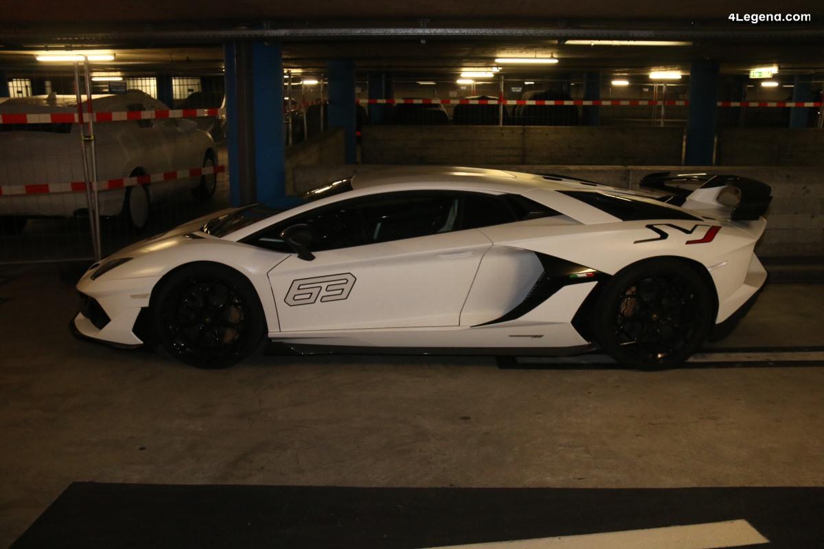 Genève 2019 - Lamborghini Aventador SVJ 63 de Mitja Borkert