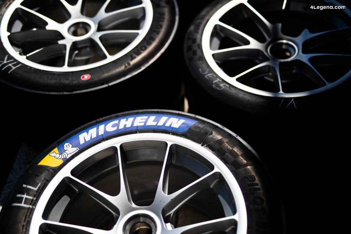 Le Porsche Endurance Trophy poursuit son partenariat avec Michelin