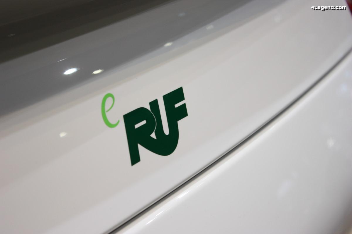 Genève 2019 - e-RUF - Une Porsche 911 électrique