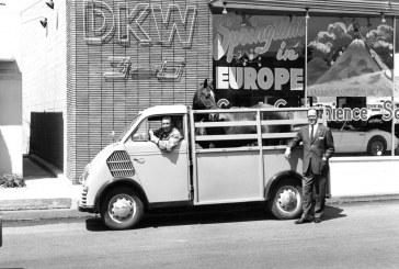 Audi célèbre ses 70 ans de présence à Ingolstadt avec le DKW Schnellaster