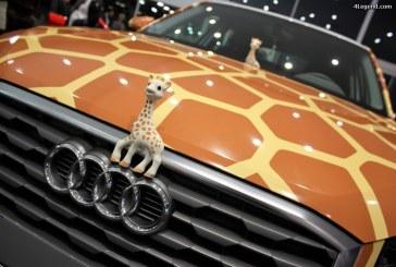 Afterwork Audi Jean Lain: Vulli et Sophie la girafe