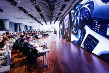 Live conférence de presse annuelle Porsche