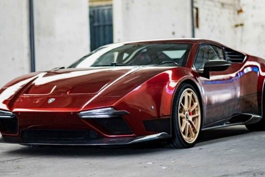Panther ProgettoUno d'Ares Design – Une revival de la De Tomaso Panthera