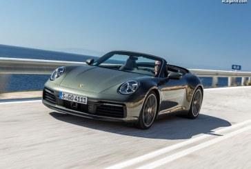 Une année solide pour Porsche, en pole position pour l'électromobilité