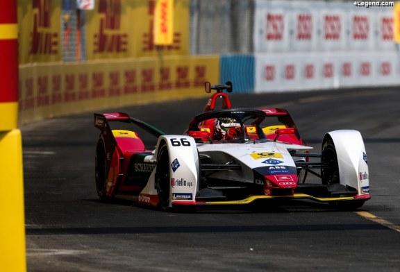 Formule E – Daniel Abt marque des points à Sanya en Chine
