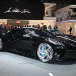 Genève 2019 – Bugatti la «Voiture Noire» : un joyau unique pour les 110 ans de la marque