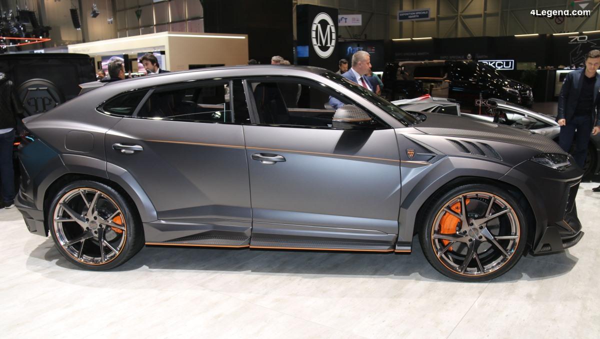 Genève 2019 - Lamborghini Urus Venatus par Mansory
